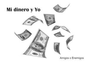 Mi Dinero y Yo